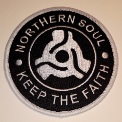 Parche Northern Soul adaptador