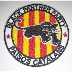 Parche Black Panther