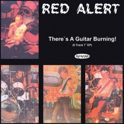 RED ALERT - There's a...