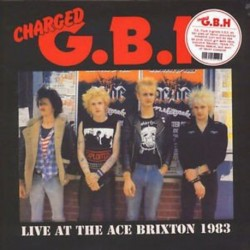 G.B.H. - Live At The Ace...