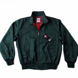 Harrington Warrior color verde