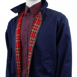 Harrington Warrior color azul