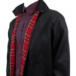 Harrington Warrior color negro